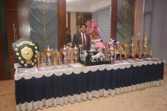 Various awards including Overall Best Club and Star President award won by Rotary Club of Central Calcutta in district 3291. Under my Presidentship tenure in 2013-14