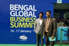 at Bengal Global Business Summit 2018