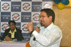at Vyapaar Zone Meet