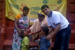 Pulse Polio sunday 28th Aug 2011