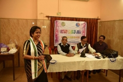 At Rotary Club of Joka as Chief Guest - Vocational Award Ceremony