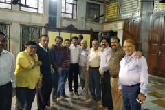 With Jain Samaj Members