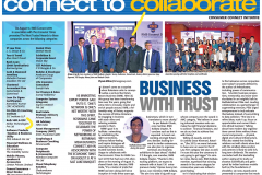 Featured in - The Economic Times. 4th Sept 2019. Page 11.  Our company,  Ishika Technologies Pvt Ltd got award for most trusted company in category - Bulk SMS & DSC (Digital Signature Certificates)  www.poweredsms.com #bulkSMS www.digitalsignature.in   #DigitalSignature #DSC #Emudhra
