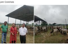 Kalyani Gaushala - August 2019