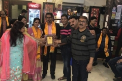Felicitation for being elected as committee member in BBOTC (Shri Bengal Bihar Orissa Digamber Jain Tirthkshetra Committee). Thanks SriJinvaram Parivar Kankurgachi